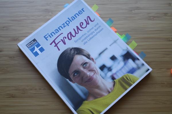 Finanzplaner Frauen Finanztest Buch