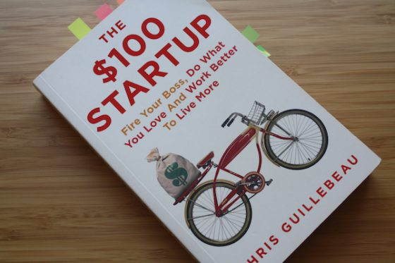 the 100 Startup Buch Chris Guillebeau