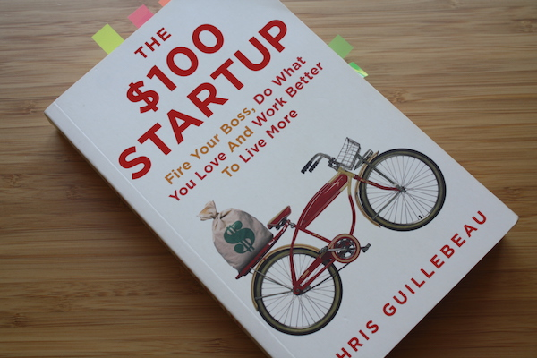 the 100 Startup Buch Chris Guillebeau