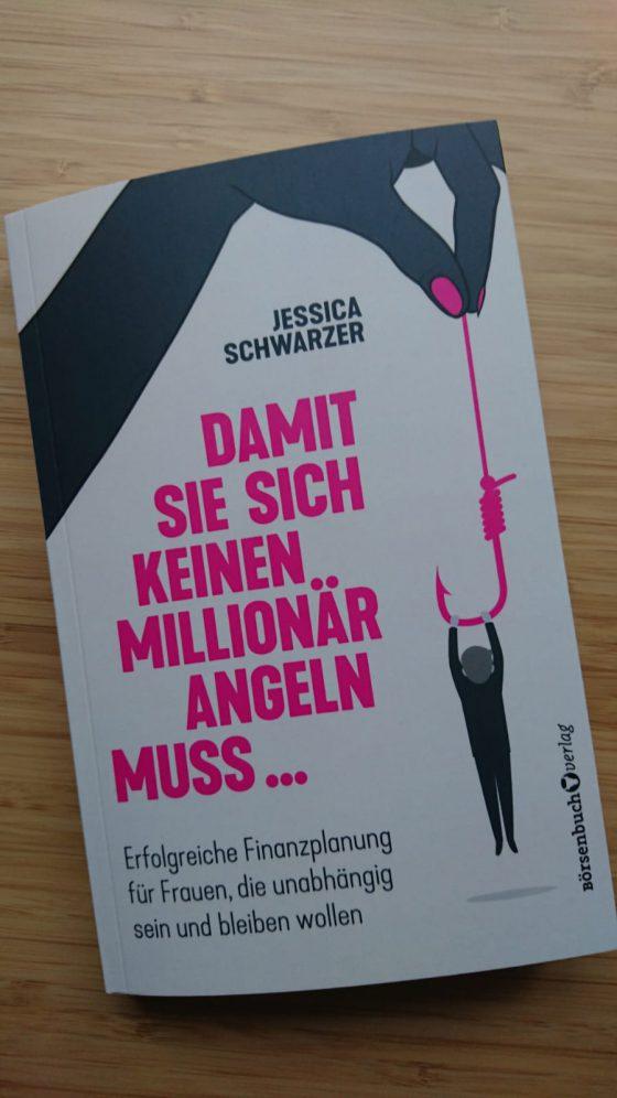 essica Schwarzer: Damit sie sich keinen Millionär angeln muss